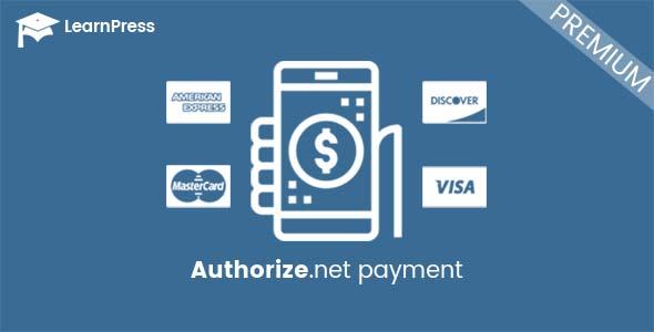 Authorize.net add-on