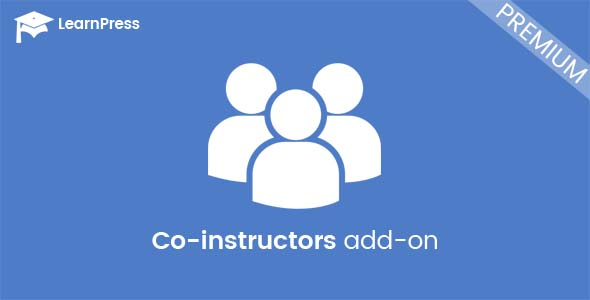 Co-instructors add-on