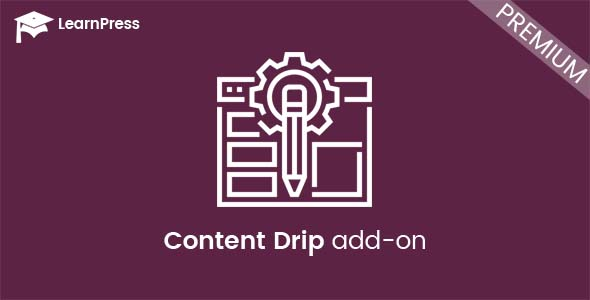 Content Drip add-on