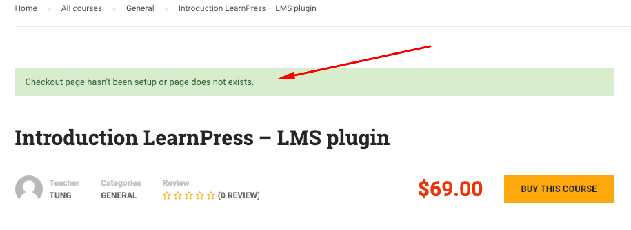 introduction learnpress - lms plugin